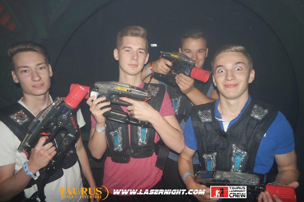 Lasernight Freitag 05.08.2016